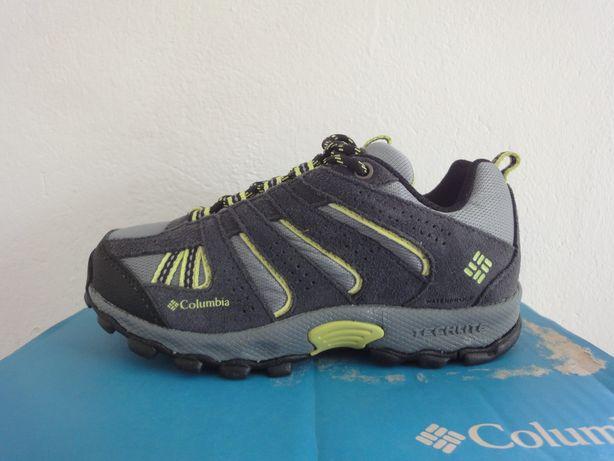 Columbia buty trekkingowe chłopięce rozm. 32