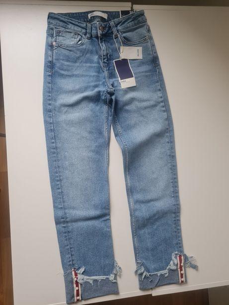 Nowe spodnie zara rozmiar 36