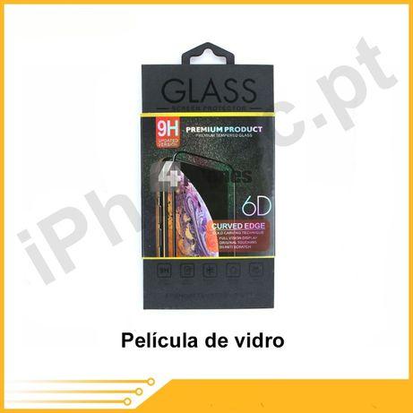 *#*#* Película de vidro iPhone 12 / 12PRO / 12 Mini / 12 Pro MAX *#*#*
