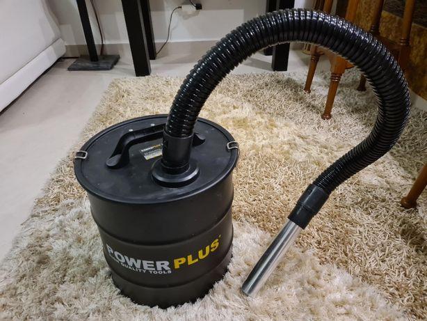 Depósito para aspiração de cinzas POWERPLUS POWX302 (Como Novo)