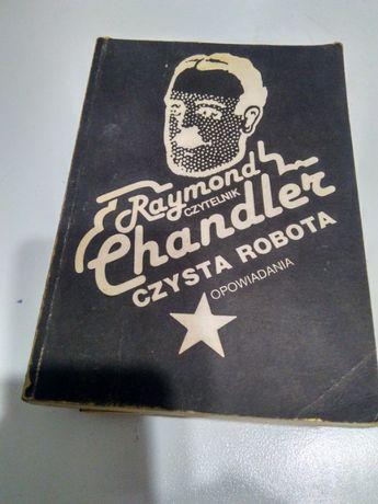 Czysta robota Raymond chandler