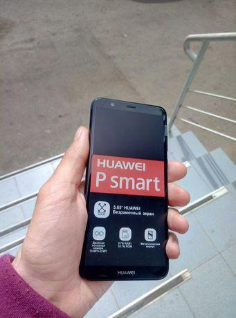 Новый HUAWEI P Smart 3/32GB Blue. Black. есть NFC