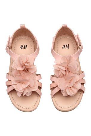Босоножки на девочку H&M