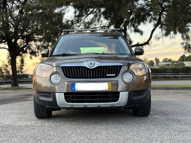 Skoda Yeti 1.6 Tdi Diesel Suv / Crossover