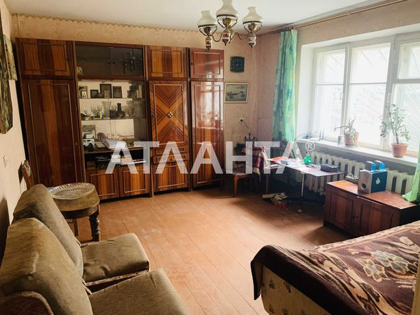 Однокомнатная квартира на Генерала Петрова / парк Горького.