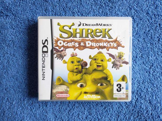 Shrek: Ogres & Dronkeys Nintendo DS