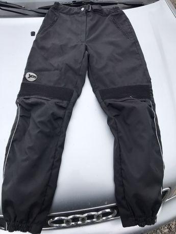 Spodnie motocyklowe 40/44 pas