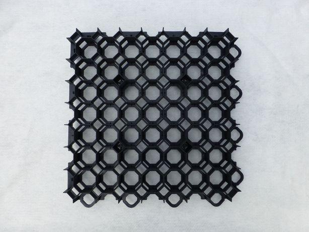 Kratka trawnikowa Parkingowa Drogowa 50 x50 x 4 cm Do 3.5 T