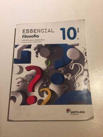 Livro Filosofia Essencial 10º ano