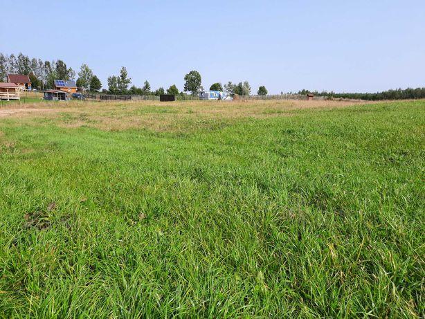 Działka pod dom - Brajniki (obok Warchały i Narty, 12km Szczytno)
