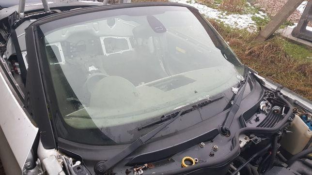 Szyba przednia BMW z4 e85 czołowa oryginał sensor