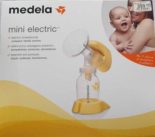 Laktator elektryczny Medela, bdb + gratisy