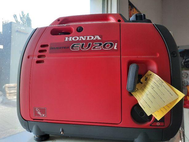 Инверторный бензиновый генератор Honda EU20i НОВЫЙ