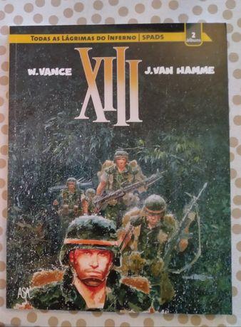 XIII - Todas as Lágrimas do Inferno / SPADS