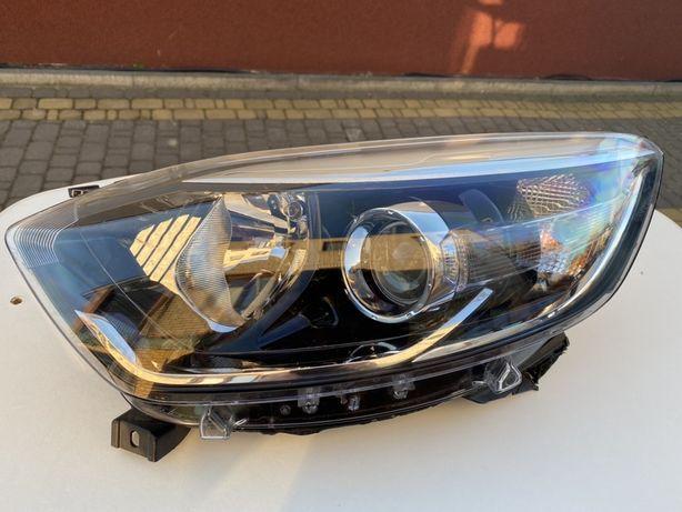 Lampa prawa soczewka Renault Captur uszkodzona okazja wysyłka