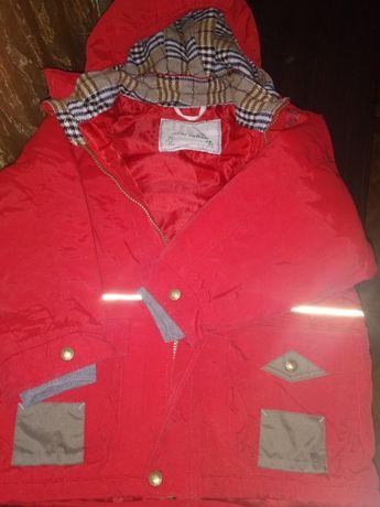 куртка зимняя Lenne мал р.106
