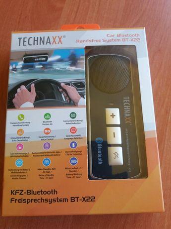 Zestaw głośnomówiący bluetooth Bt- x22