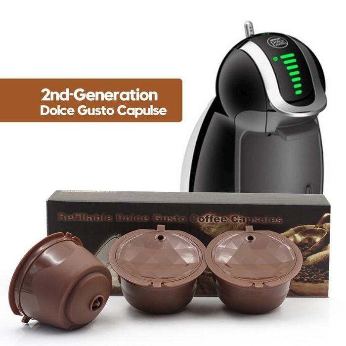 Многоразовые Капсулы Для Nescafe Dolce Gusto Дольче Густо Кофе Полтава - изображение 1