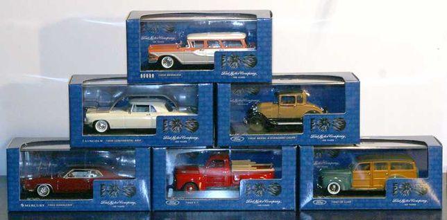 1/43 Minichamps Centenário Ford