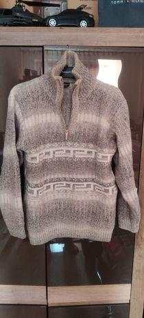 Bardzo ciepły sweter/golf