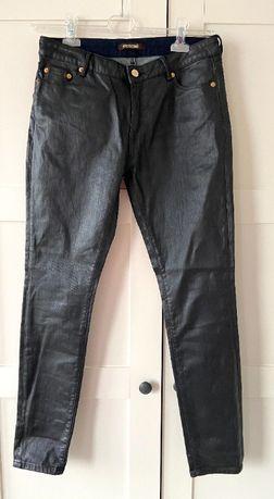 Roberto Cavalli jeans skinny fit 5pckt roz.M