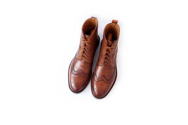Kurt Geiger ботинки броги оксфорды англия премиум