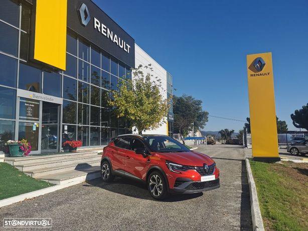 Renault Captur 1.0 TCe RS Line