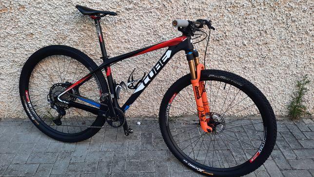 Bicicleta Cube Elite