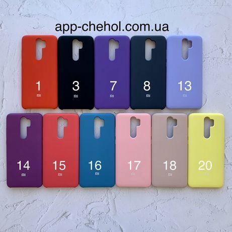 Чехол ТОП качество Xiaomi Redmi Note 9/9s/8/8T/Pro/A/7 Mi 9Т/9/10/lite