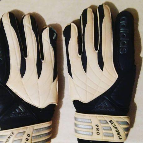 Rękawice bramkarskie Adidas Response Pro E5S
