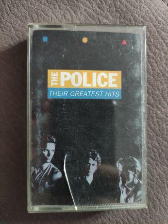 Kaseta the Police their greatest hits