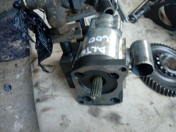 Pomp hydrauliczna skrzyni valtra 6600 części