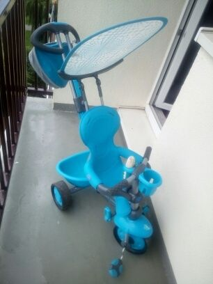 Rowerek Smart trike 3w1