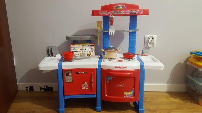 Kuchnia dla dzieci dźwięki