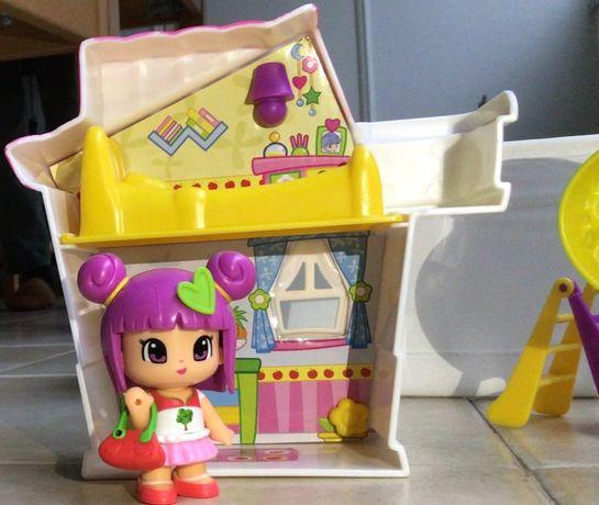 Casa das Maçãs, Pinypon