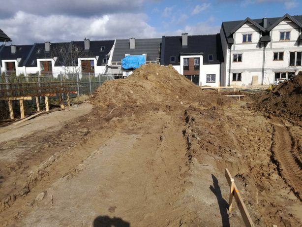 Oddam ziemię z wykopu pod dom