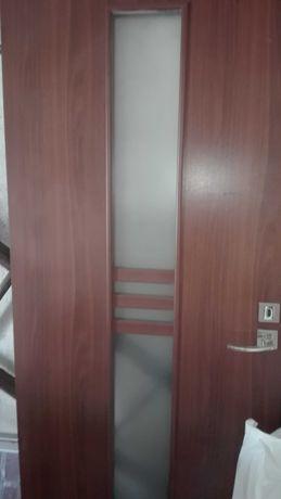 Drzwi lewe 80 do łazienki
