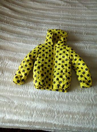 Продам курточку вeсна-осeнь на девочку