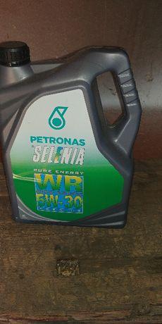 olej silnikowy i filtry