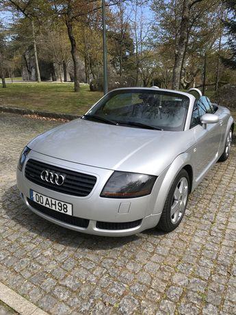 Vende-se Audi TT Quattro 225 cv roadster