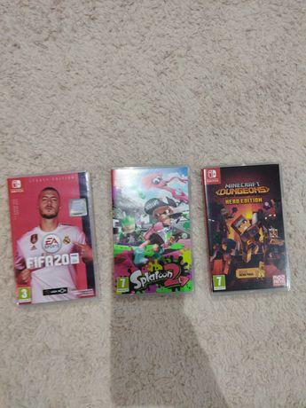 Acessórios e jogos para Nintendo switch venda individual ou conjunto