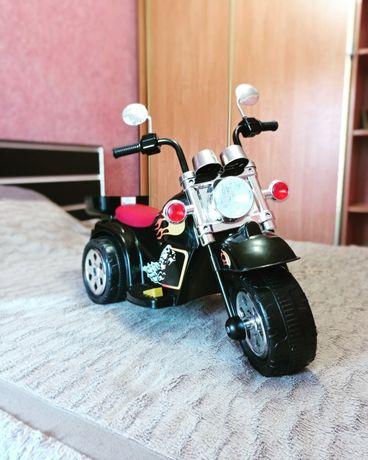 мотоцикл T-7230 на аккумуляторе