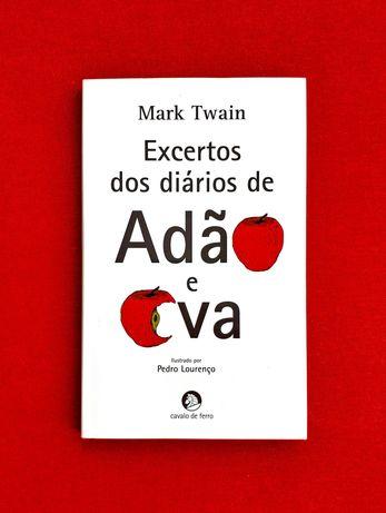 Excertos dos Diários de Adão e Eva - Mark Twain