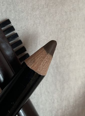 Rimmel professional карандаш для бровей.Тон 001 dark brown,коричневый