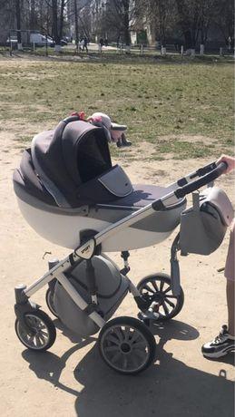 Коляска Anex Sport люлька та прогулка рюкзак дощовик москітна сітка
