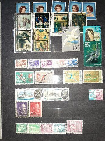 Znaczki pocztowe znaczki