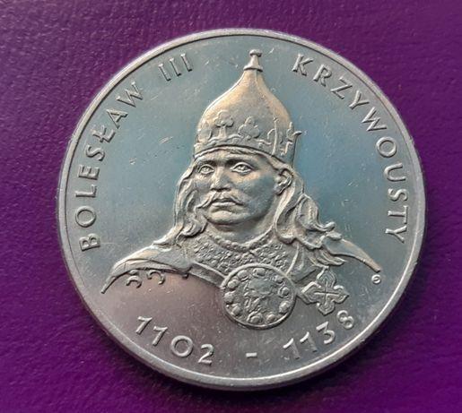 Moneta/Monety - PRL 50 ZŁOTYCH 1982 - BOLESŁAW III KRZYWOUSTY - Piękna