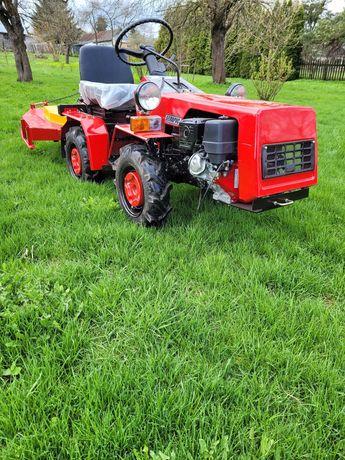 Traktorek ciągniczek 12KM Belarus 132H nowy! 4x4 bogaty osprzęt