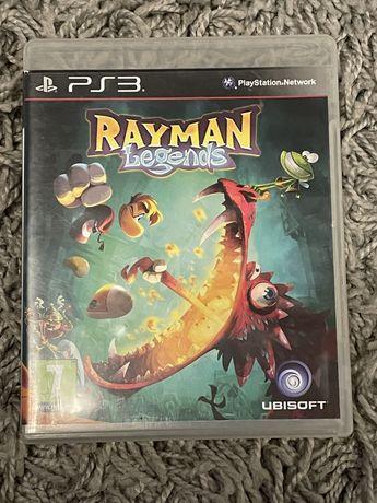 PS3 - Rayman Legends - dla Dzieci  Playstation3