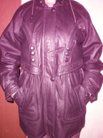 Кожанная куртка 1500р.